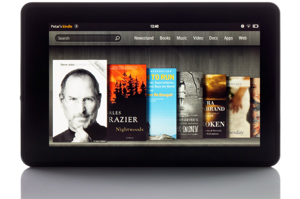 Variety of ebooks