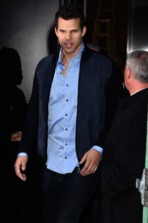 Did Kris Humphries cheat on Kim Kardashian?