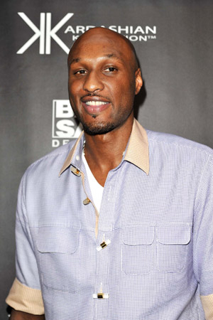 Lamar Odom excited about trade to Dallas