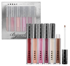 LORAC Bejeweled Lip Gloss Collection