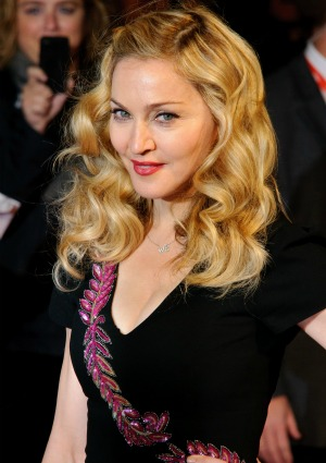 Madonna weighs in on the royals