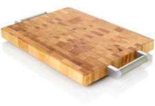 Cat Cora Starfrit Maple Wood Butcher Block ($65)