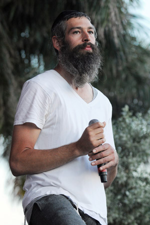 Matisyahu shaves his beard