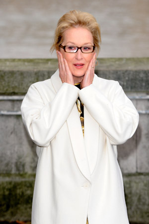 Meryl Streep is the new Vogue cover girl