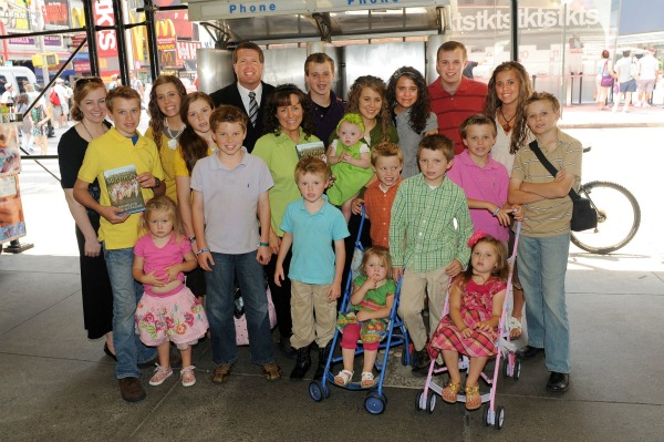Michelle Duggar staying strong for kids