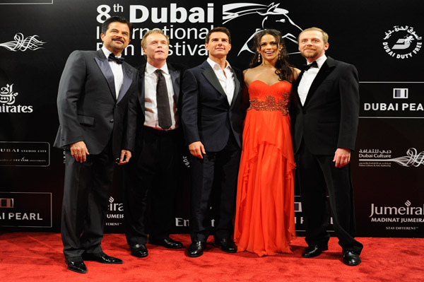 Mission Impossible: Ghost Protocol cast