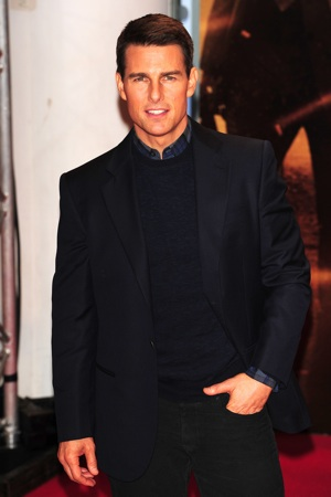 Tom Cruise: Mission Impossible Ghost Protocol Premiere