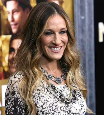 Sarah Jessica Parker at New Year's Eve premiere