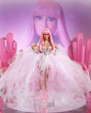 Minaj is a Barbie girl!