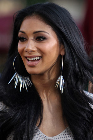Nicole Scherzinger talks Rachel Crow elimination