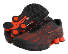 Nike Shox Turbo running shoes