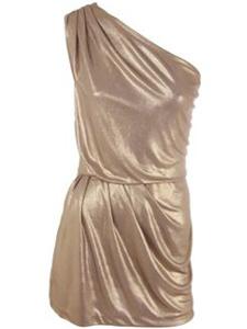 drop mini dress