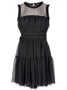 D&G silk sleeveless dress