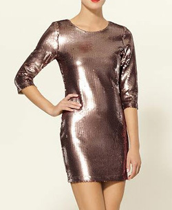 BB Dakota Derora Sequin Dress