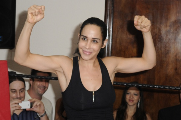 Nadya Suleman launches OctoTV