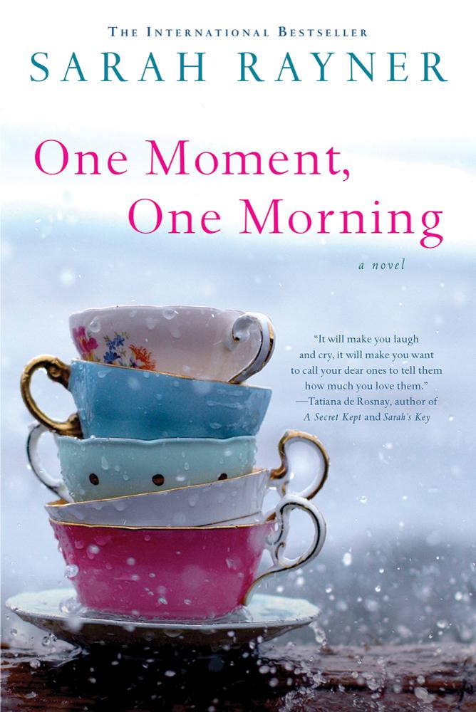 New book by Sarah Rayner hits U.S.