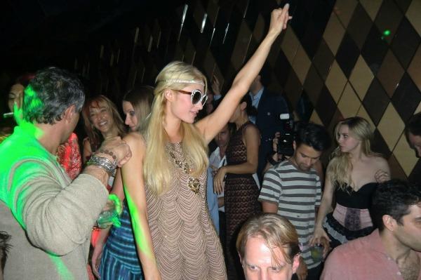 Paris Hilton: Party girl or businesswoman?