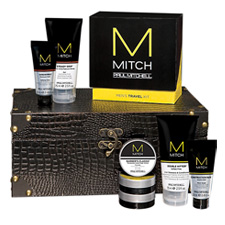 Paul Mitchell MITCH Men's Travel Kit