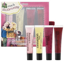 Philosophy Much Mistletoeing Lip Shine Set