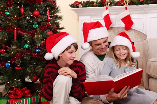 Best books to stuff in the kids' stockings