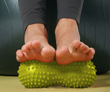 Rejuvenation Foot & Body Relaxation Roller and Massage Balls