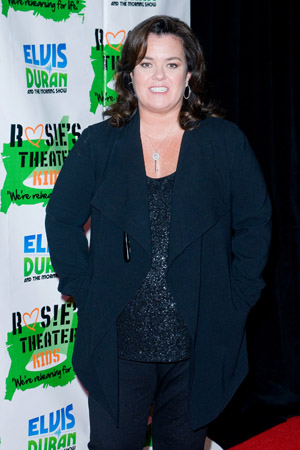 Rosie O'Donnell is engaged to Michelle Rounds