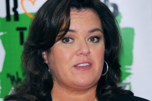 "Rosie O'Donnell proposed ""months ago"""
