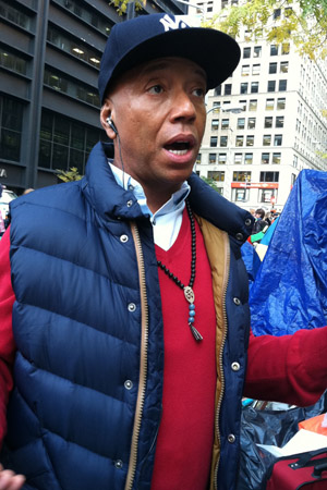 Russell Simmons buying ad space on All-American Muslim
