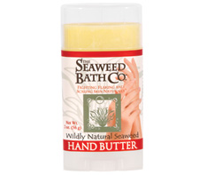 The Seaweed bath co. hand butter