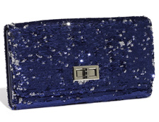 Top Choice Sequin Clutch