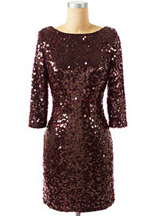 Jessica Simpson Sequin Tunic Dress