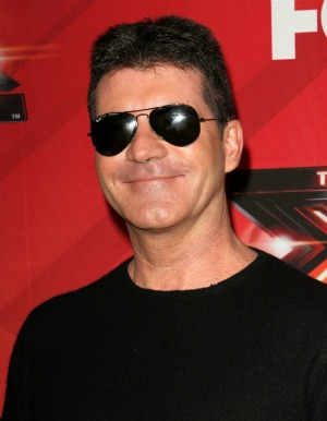 cowell admits the x factor cockiness!
