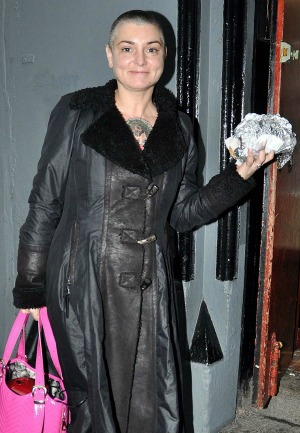 Sinead O'Connor divorce details