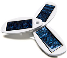 Solar multi-device charger