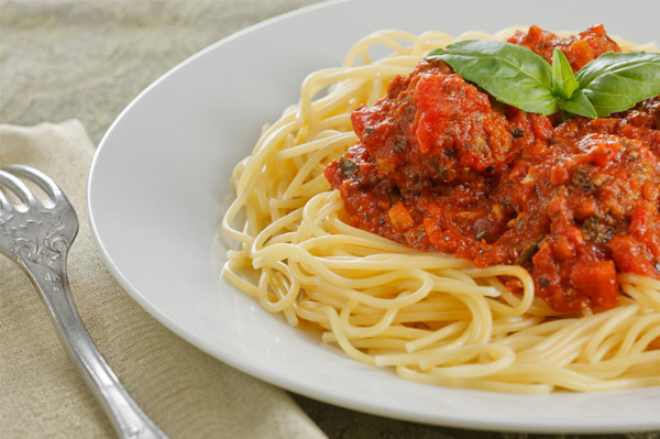 is slow down and get back to basics. This basic Italian-style meatball ...