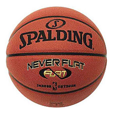 Spalding indoor/outdoor basketball