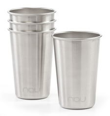 Nau stainless steel pint cup