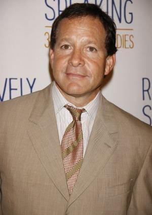 Steve Guttenberg on the Walk of Fame