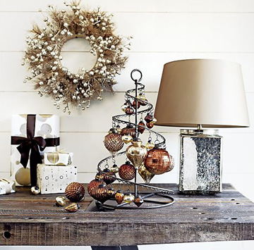 Table top ornament tree
