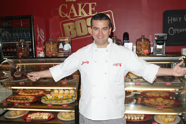 The Cake Boss is a talented reality star