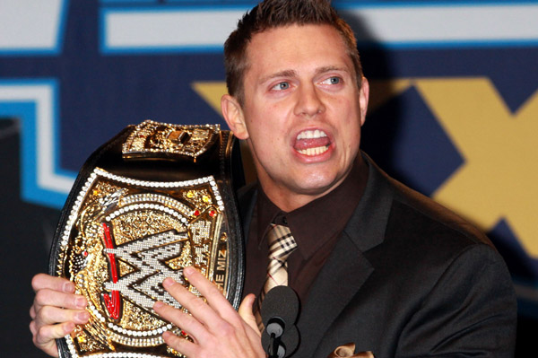 The Miz is a talented reality star