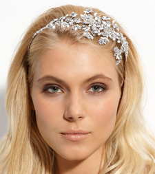Tasha Crystal Garland Headband