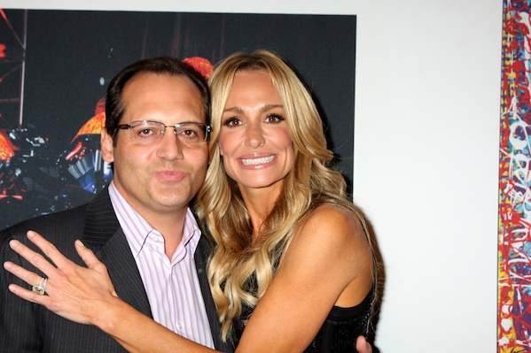 Taylor Armstrong and Russell Armstrong split in 2011