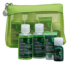 The Body Shop Tea Tree Skin Care Kit