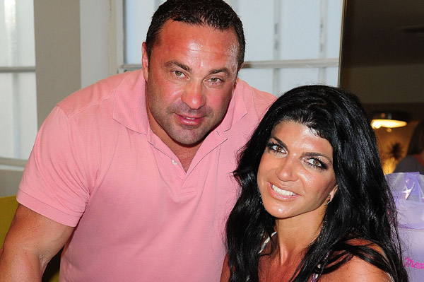 Joe Giudice arrested for identity theft