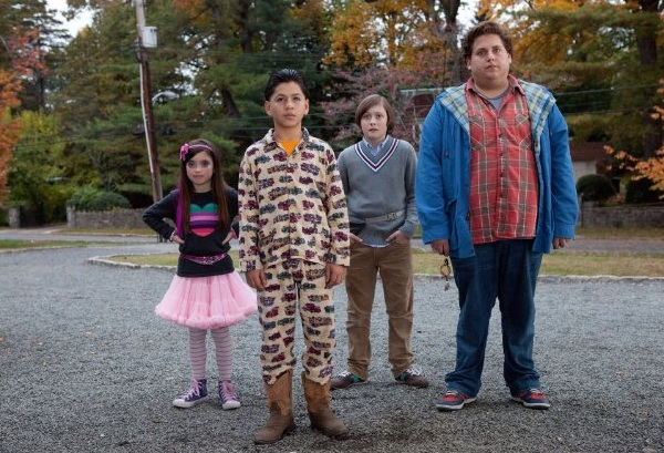 Would you let Jonah Hill babysit your kids?