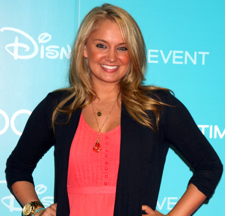 Tiffany Thornton -- Disney star survives meningitis and speaks out on prevention