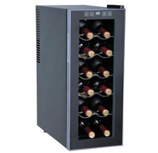 SPT 12 Bottle Thermo-Electric Slim Wine Coole