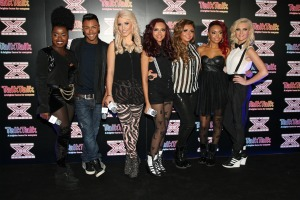 X Factor finalists