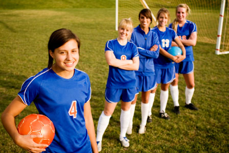 What's happening with kids' sports?